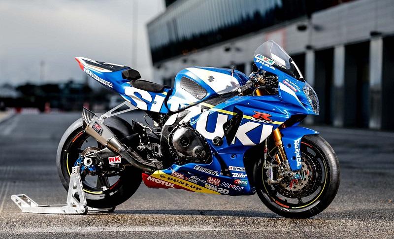 В Ангарске мотоциклы Suzuki покупают в кредит