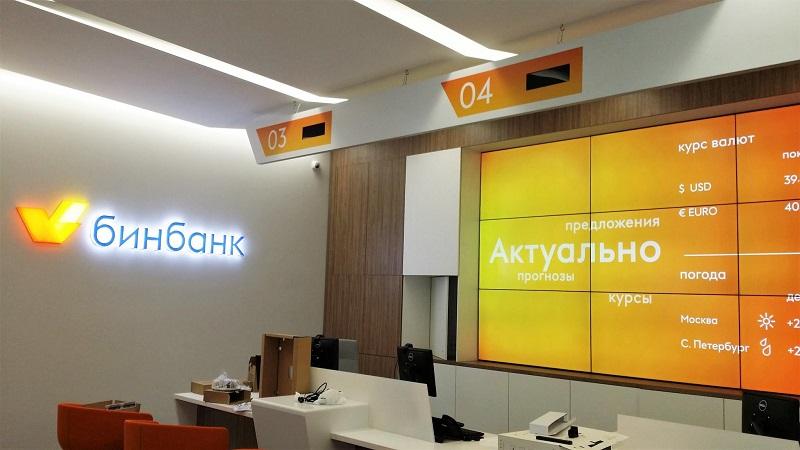 Бинбанк в Ярославле кредитует